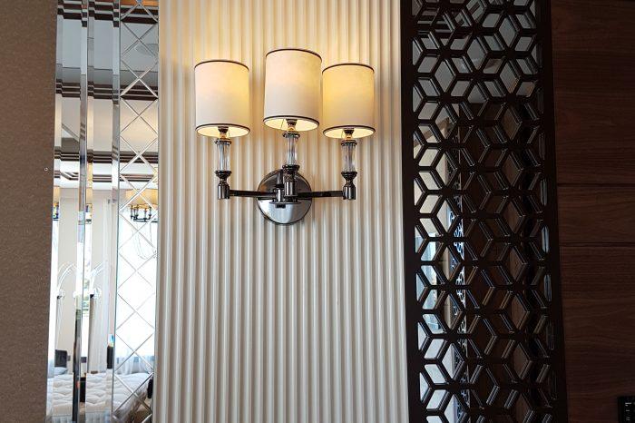 Luxury wall panneling