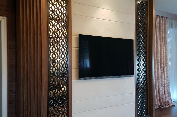 TV wall solution